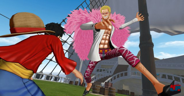 Screenshot - One Piece: Grand Cuise (PS4)
