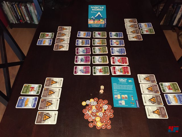 Screenshot - Machi Koro (Spielkultur)