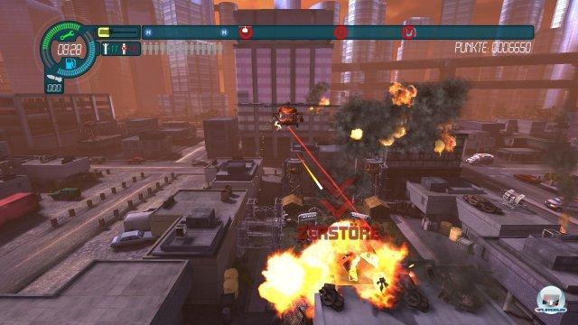 Die PC-Version beinhaltet zusätzliche Missionen mit extra-vielen Zombies.