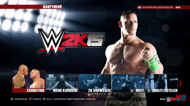 Screenshot - WWE 2K15 (PC)
