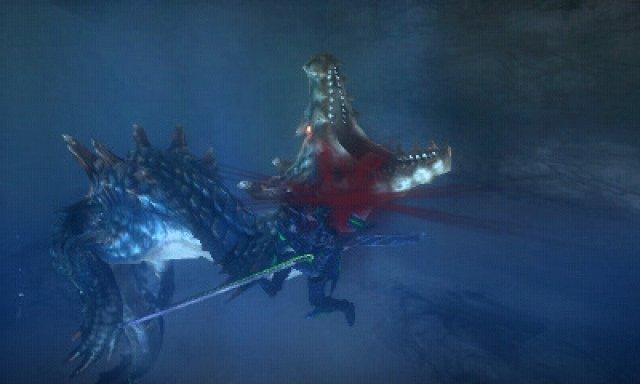 Screenshot - Monster Hunter 3G (3DS) 2285372