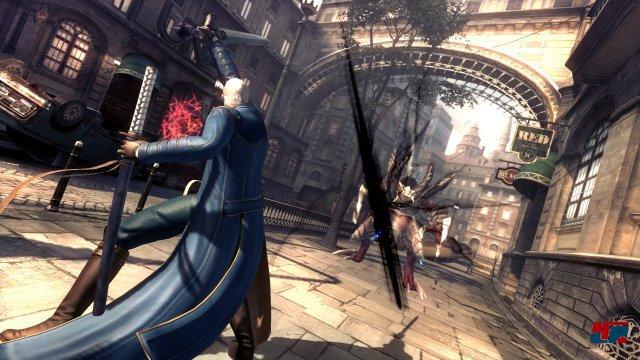 Screenshot - Devil May Cry 4 (PlayStation4) 92504970