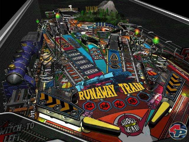 Скриншот из игры Pure Pinball под номером 6. Перейти к скриншоту strong em