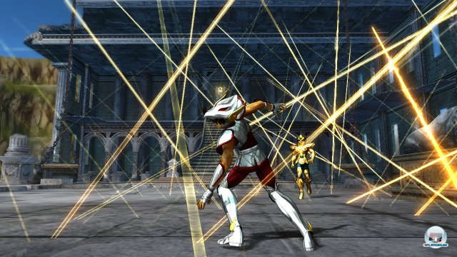 Screenshot - Saint Seiya: Sanctuary Battle (PlayStation3) 2265472