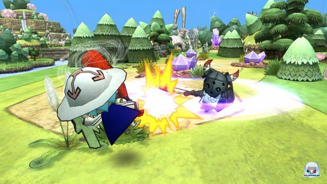 Screenshot - Happy Wars (360)