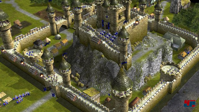 Screenshot - Stronghold Legends (PC) 92533549