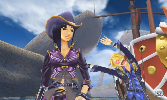 Screenshot - One Piece: Unlimited Cruise SP (3DS) 2259442