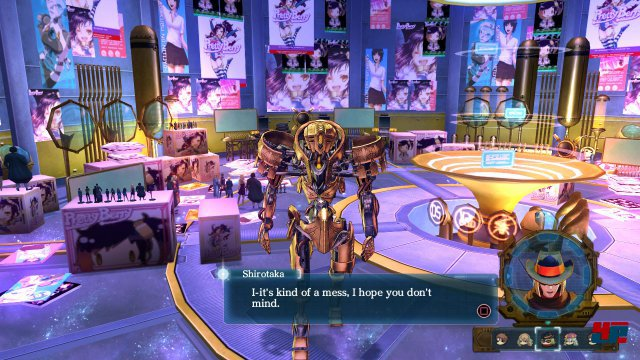 Screenshot - Ar Nosurge: Ode to an Unborn Star (PlayStation3)