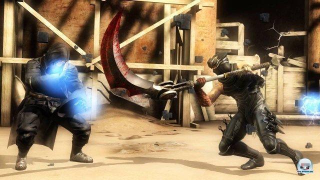 Screenshot - Ninja Gaiden 3 - Razor's Edge (Wii_U) 92405087