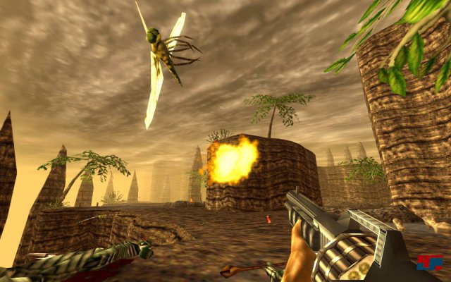 Screenshot - Turok: Dinosaur Hunter (PC) 92517518