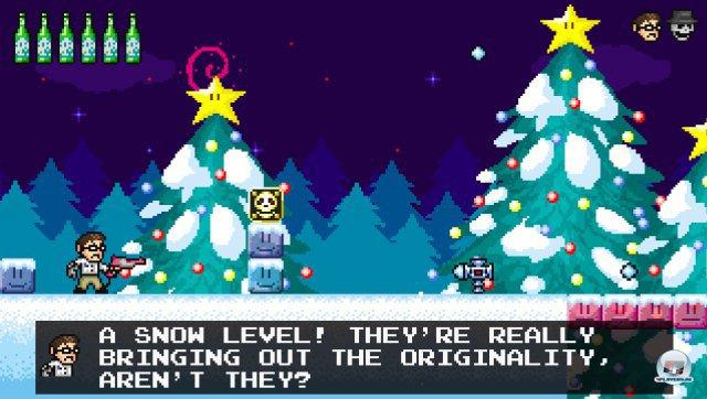 Screenshot - Angry Video Game Nerd Adventures (PC)