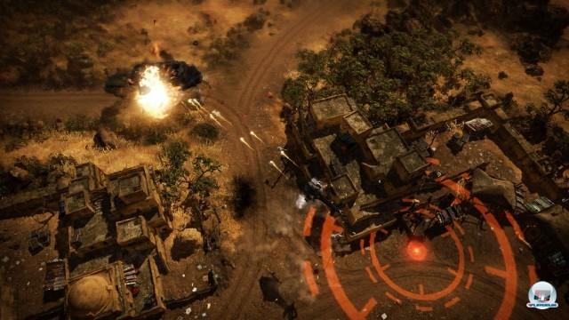 Screenshot - Renegade Ops (PlayStation3) 2238608