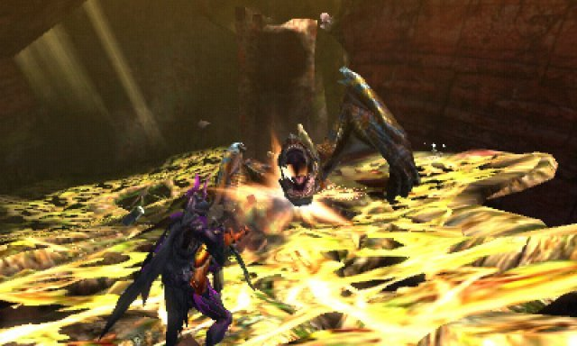 Screenshot - Monster Hunter 4 (3DS) 92399182