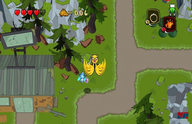 Screenshot - Adventure Time: Secret of the Nameless Kingdom (360) 92490373