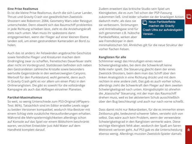 Screenshot - 4Players.de - Das Magazin (iPad) 92490791