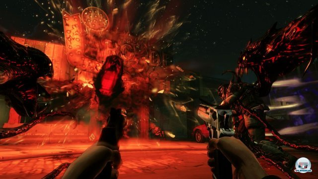 Screenshot - The Darkness II (360) 2293742