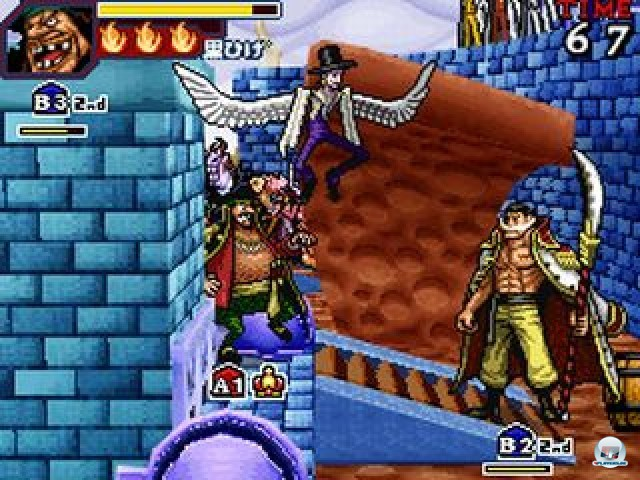 Screenshot - One Piece: Gigant Battle (NDS) 2237483