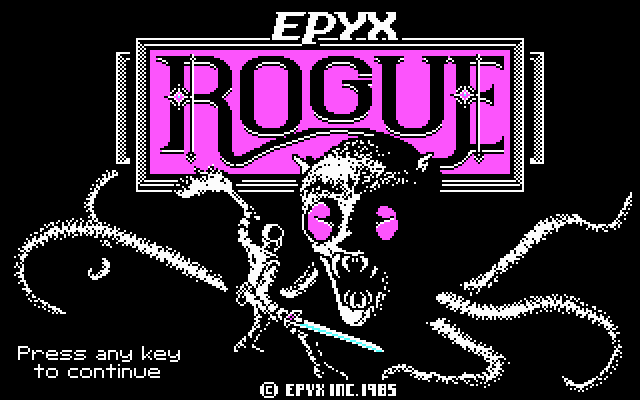 Screenshot - Rogue (PC)