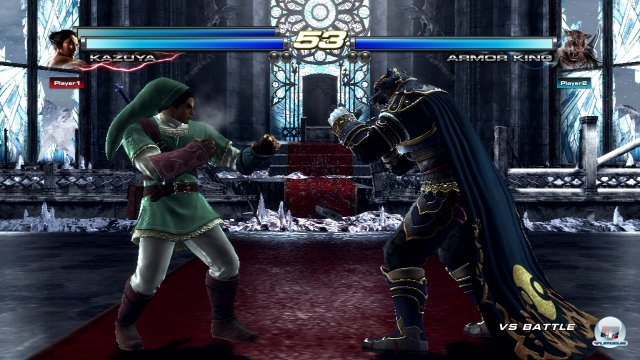 Screenshot - Tekken Tag Tournament 2 (Wii_U) 92404682