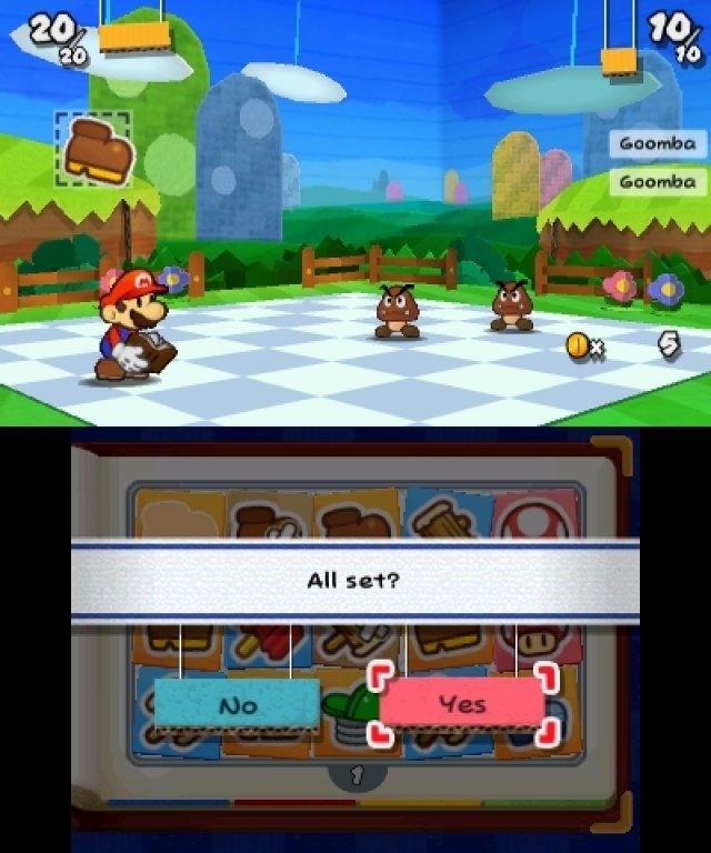 Screenshot - Paper Mario: Sticker Star (3DS) 92419697