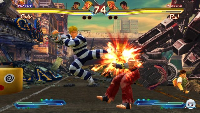 Screenshot - Street Fighter X Tekken (PS_Vita) 2376072