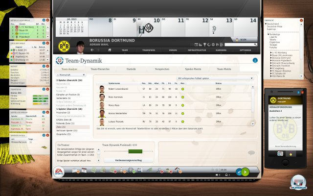 Screenshot - Fussball Manager 14 (PC)