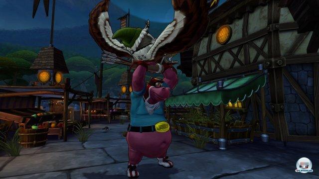Screenshot - Sly Cooper: Jagd durch die Zeit (PlayStation3) 2359457