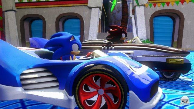 Screenshot - Sonic & All-Stars Racing Transformed (360) 92410617