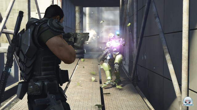 Screenshot - Binary Domain (PlayStation3) 2230903