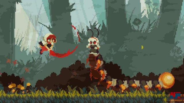 Screenshot - Momodora: Reverie Under The Moonlight (PC)