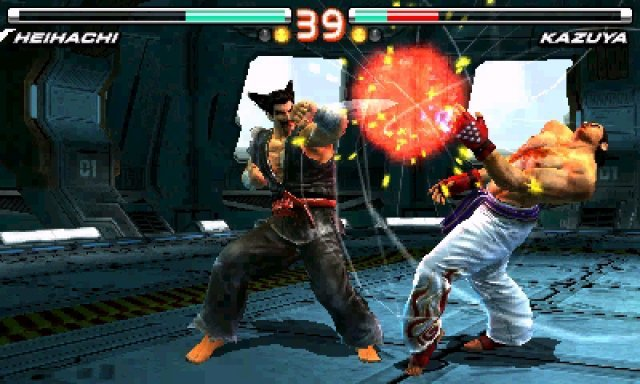Screenshot - Tekken 3D Prime Edition (3DS) 2281352