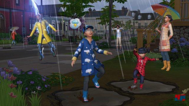 Screenshot - Die Sims 4: Jahreszeiten (Mac)