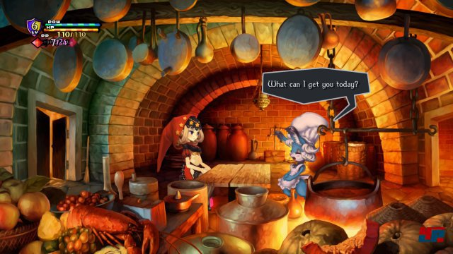 Screenshot - Odin Sphere (PS3) 92529008