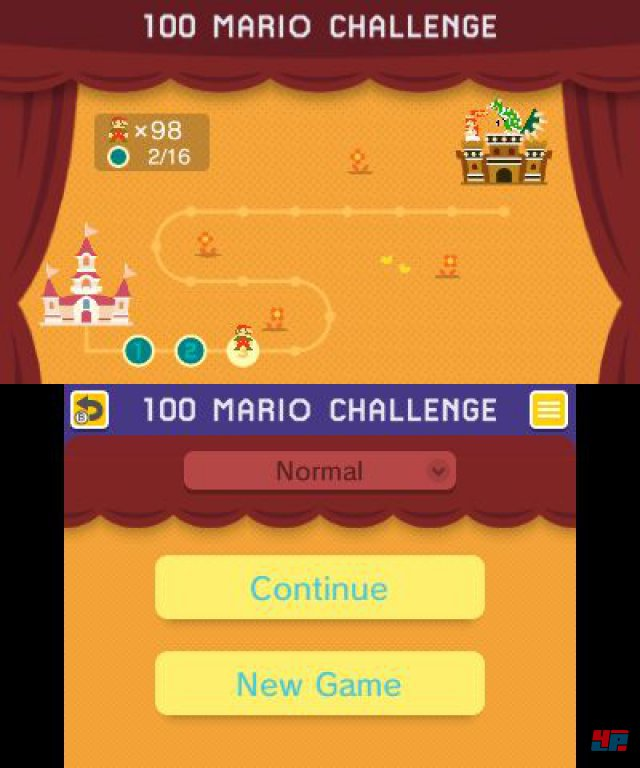Screenshot - Super Mario Maker (3DS)