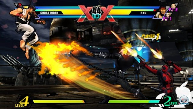 Screenshot - Ultimate Marvel vs. Capcom 3 (PS_Vita) 2263142