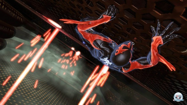 Screenshot - Spider-Man: Edge of Time (360) 2241212