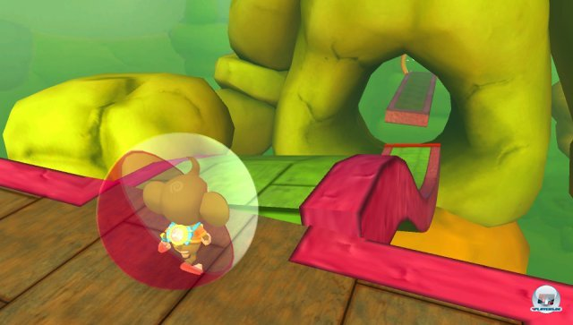 Screenshot - Super Monkey Ball: Banana Splitz (PS_Vita)