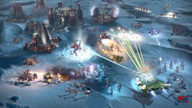 Screenshot - Warhammer 40.000: Dawn of War 3 (PC)