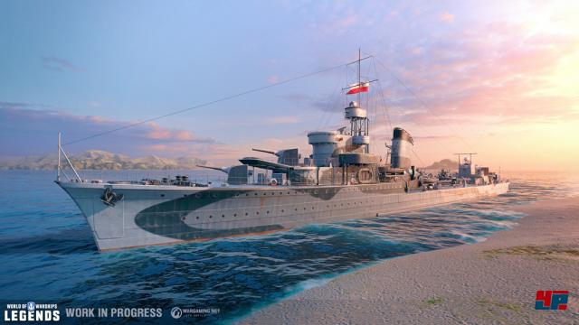 Screenshot - World of Warships (PS4) 92572409