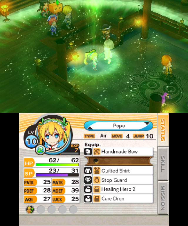 Screenshot - Stella Glow (3DS) 92521801