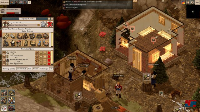 Screenshot - Clockwork Empires (Mac)
