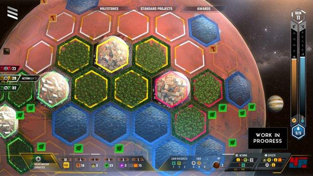 Screenshot - Terraforming Mars (Android)
