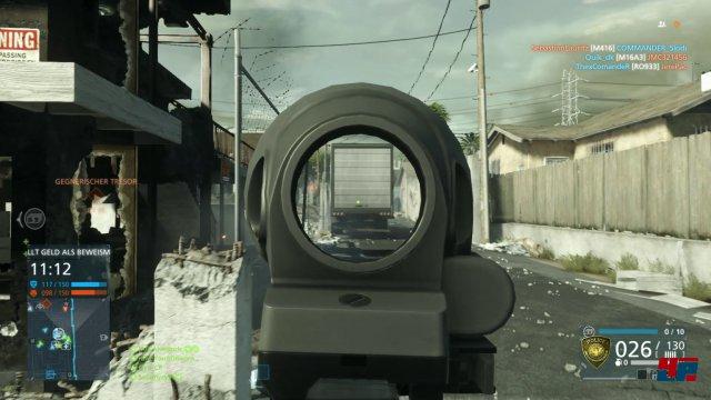 Screenshot - Battlefield Hardline (PlayStation4) 92501931