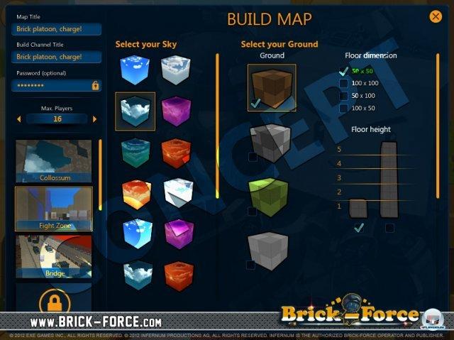 Screenshot - Brick Force (PC)