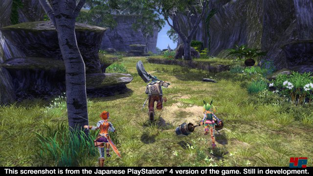 Screenshot - Ys 8: Lacrimosa of Dana (PC)