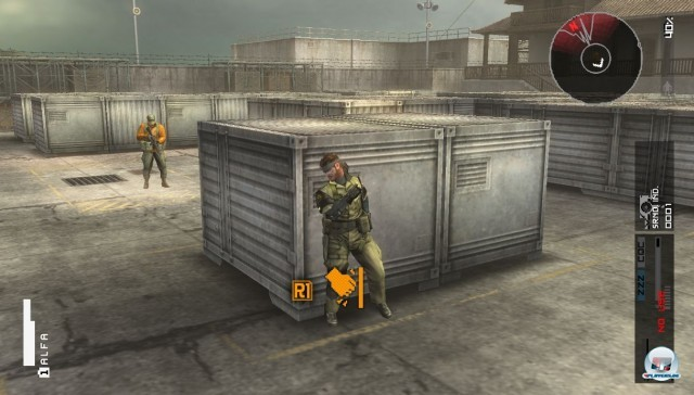 Screenshot - Metal Gear Solid: HD Collection (PlayStation3) 2251447