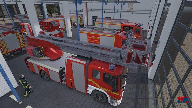 Screenshot - Notruf 112 - Die Feuerwehr Simulation (PC)