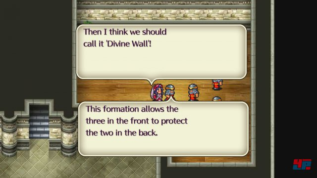 Screenshot - Romancing SaGa 2 (Android)