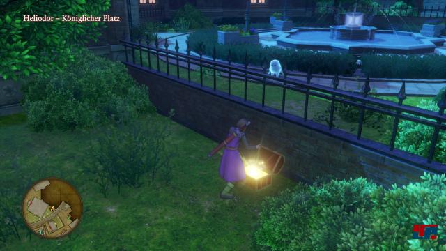 Screenshot - Dragon Quest 11: Streiter des Schicksals (PS4) 92573573