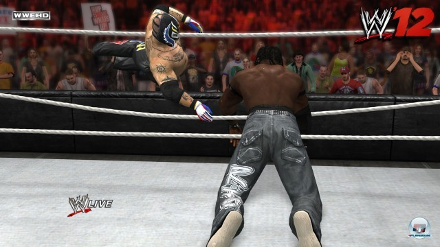 Screenshot - WWE '12 (PlayStation3) 2251967
